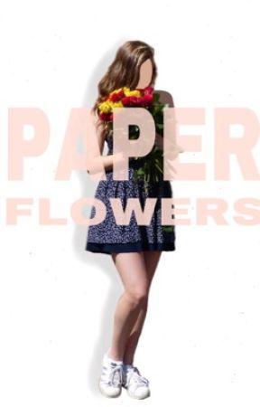 Paper Flowers (Wattys2017) by indefiinite