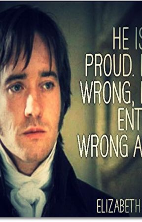 Pride and Prejudice from Mr. Darcy's Perspective by lilija99