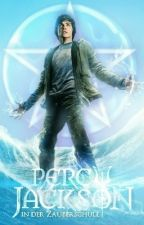 Percy Jackson in der Zauberschule by Verena2702