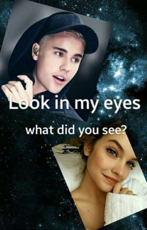 Look in my eyes, what did you see? by JeiBieber_Smile