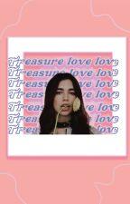 treasure trove |Calum Hood| by GabiGabWorld_