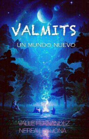 Valmits. La ciudad invisible by vallenerea