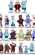 Au Sans x ⭐️Male Reader⭐️(requests closed) by FrozenStar2180