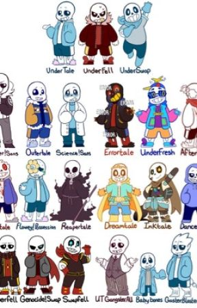Au Sans x ⭐Male Reader⭐(requests closed) - Horror! Sans x