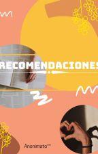 Recomendaciones by MariaLuisaRodrigue31