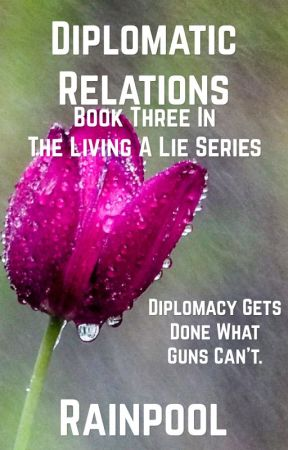 Diplomatic Relations by Rainpool_