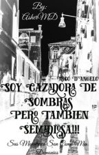 Soy Cazadora de Sombras pero también semidiosa!!! (Nico Di Angelo) by AsherMD