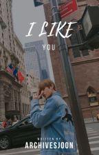 ¡ I LIKE U ! | KOOKV by ARTSE0K