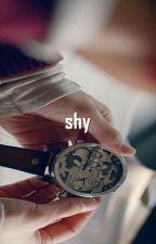 shy • stilinski × martin by lipstydia