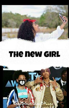The New Girl | Mateo Bowles and bri Chief love story by Saucyyskyy