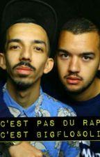 C'est pas du rap, c'est Bigflo&Oli  by loukia99