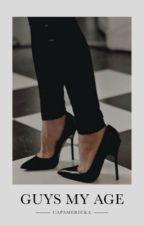 Guys My Age ➙ Ethan Dolan by capamericka