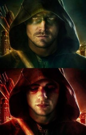 Green Arsenal (Roy Harper x Oliver Queen) Fanfiction - The men behind the masks by sofiiva17