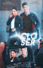 Closer // Social Media (Grant Gustin) by vxlvetbarry