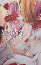 texting ➢ otayuri (1) by araeno