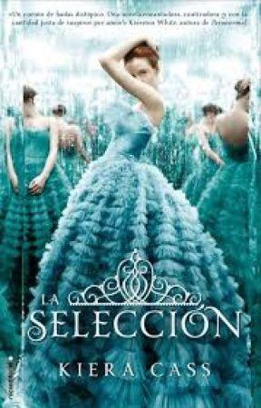 La Selección - Kiera Cass by TheBitterCandy