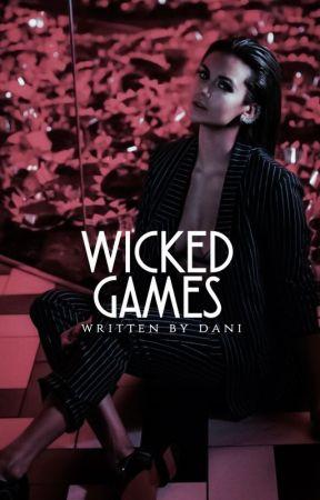 Wicked Games >> Stilinski by -neighborhood