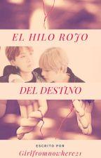 ♐︎El Hilo Rojo del destino/Vhope♐︎ by girlfromnowhere21