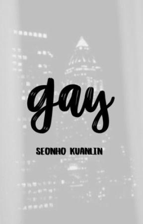gay? - seonlin by hyunbins