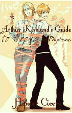 Arthur Kirkland's Guide to Frogs and Phantasms by Hipster_Cicero
