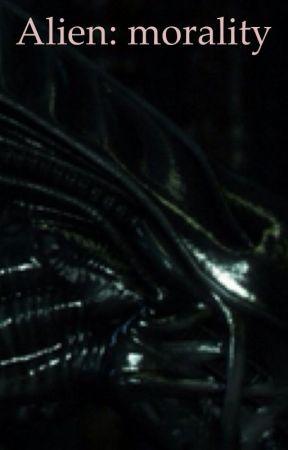 Alien: Morality by MaxwellYutani
