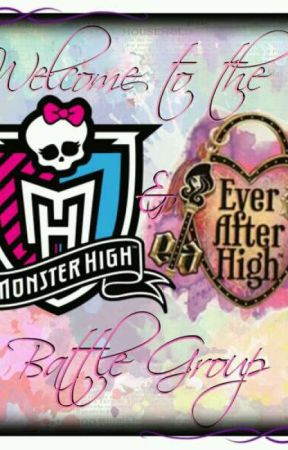 Monster High and ever after high by dancingsillybunny104