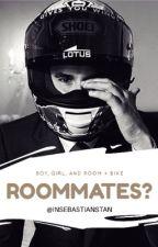 [ ROOMMATES? ] Boy, Girl, and Room+BIKE | M.M 93 by imsebastianstan