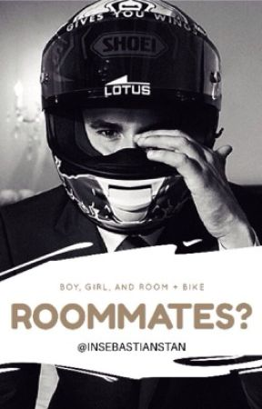 [ ROOMMATES? ] Boy, Girl, and Room+BIKE | M.M 93 by imsebastianstan