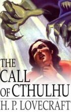 The Call Of Cthulhu  by Prussian_Maple_Child