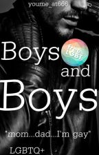 Boys and Boys by youme_at666