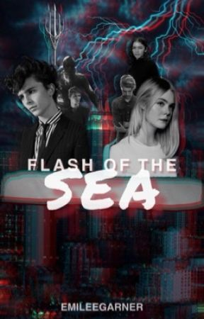 Flash of the Sea  by emileegarner