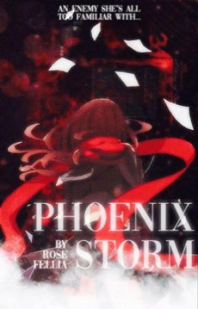 Phoenix Storm    Fairy Tail [2] by scribe-of-azaris