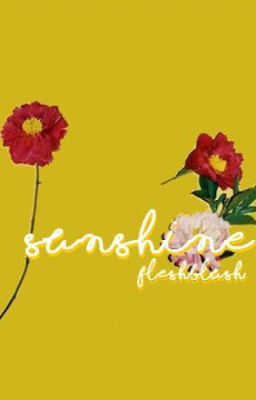 sunshine. by fleshblush