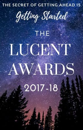 The Lucent Awards 《~CLOSED~》 by TheLucentAwards