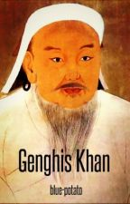 Genghis Khan by blue-potato