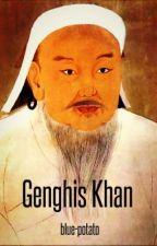 Genghis Khan by blue-potato