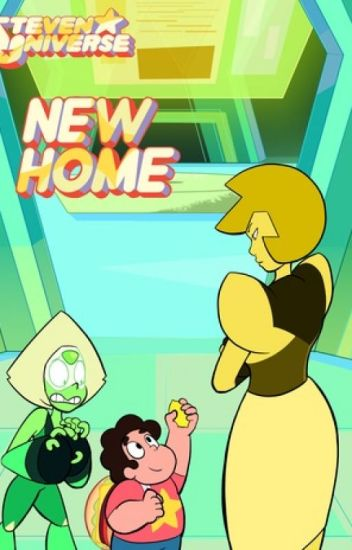 New Home: Cómic de Steven Universe