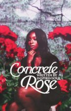 Concrete Rose  (Norminah) by inspirinSOUL