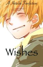 Wishes (Hetalia x Reader fanfic) by Ewizabith