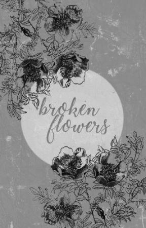 Broken Flowers § Finnick Odair by aundreyuh