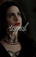 Stripped • Isabelle Lightwood by winefortonight