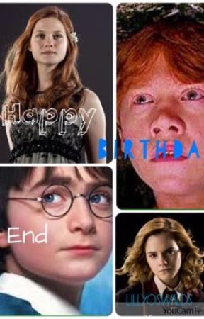 Happy Birthday End | Harry Potter by LillyOswalds