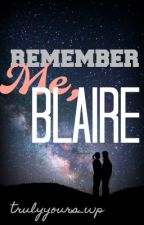 Remember Me; Blaire by akoposiPatWP