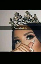 //Mayssa-Queen M de la tess// by Raki221
