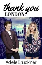 thank you london ✖️ tom holland by AdeleBruckner