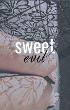 sweet evil; jikook. by -dxrkness_jkkm