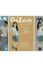 QUOTES Trilogi Novel Dia Adalah Dilanku by Afahmuafah146