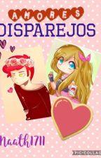 Amores Disparejos [FNAFHS FOXY X JOY]  by Naath1711