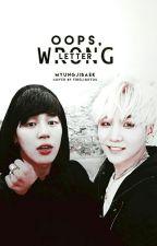 Oops, Wrong Letter | YoonMin  by MyungJiBaek