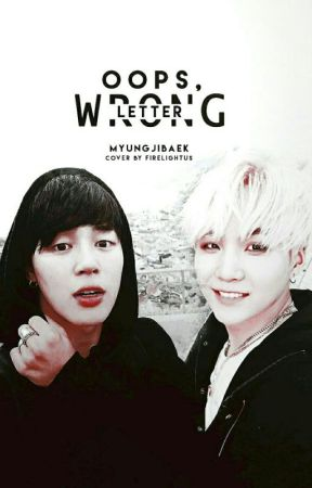Oops, Wrong Letter | YoonMin (Slow Updates) by MyungJiBaek
